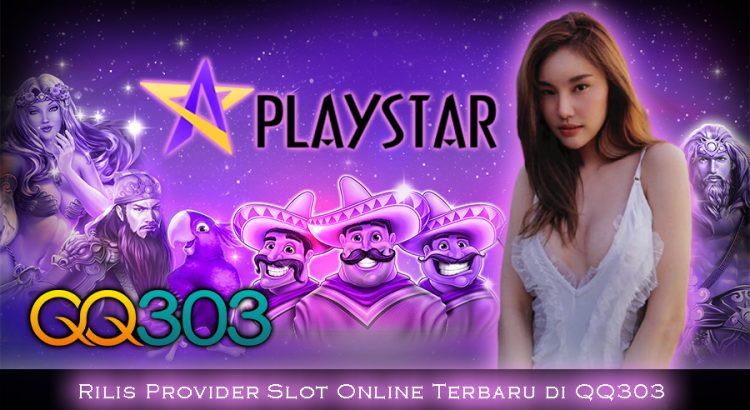 Rilis Provider Slot Online Terbaru di QQ303