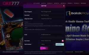 Oke777 | Situs Judi Online Terbaik Indonesia